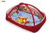 Hauck Activity Center 2 in 1, Pooh lets be Friends red - large image 1