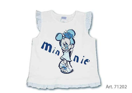 Baby T-Shirt, Minnie Mouse - large image