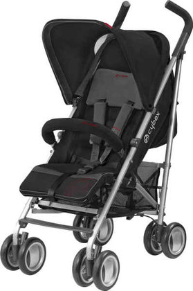 cybex buggy topaz 2011 eclipse grey buy at kidsroom. Black Bedroom Furniture Sets. Home Design Ideas