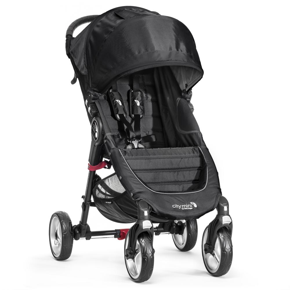 Baby Jogger City Mini 4 Wheeler 2016 Black Black Buy At Kidsroom