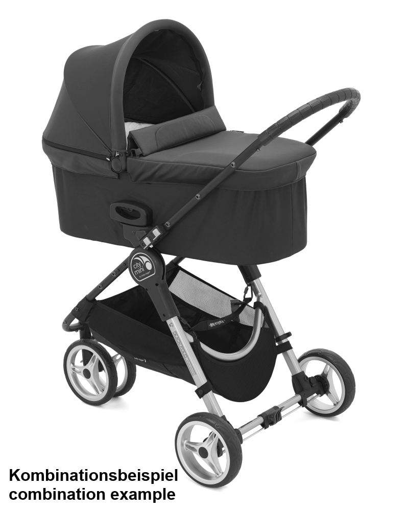 Baby Jogger City Mini 3 Wheeler 2016 Purple Gray Buy