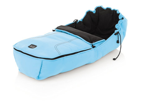 Britax Cosytoe for B-MOBILE, B-AGILE, B-SMART, B-DUAL Blue Atoll 2012 - large image