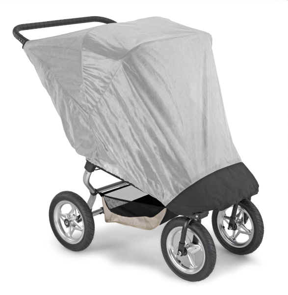 Baby Jogger Mosquito Net For Double Models 2014 Buy At Kidsroom