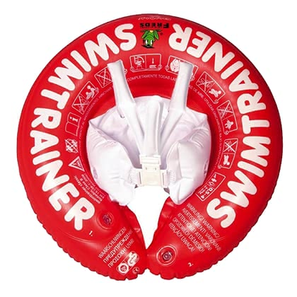 "Fred's Swimming Trainer - * The swimming coach ""Classic"" is for babies from 3 Month to the 4th Age appropriate"