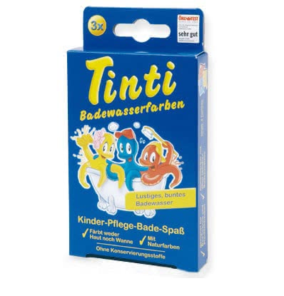 Tinti bath water color, 3-Pack 2014 - large image