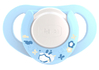 Chicco Physio Soother with Ring, Boy, Latex 2 PCS 2012 - large image 1