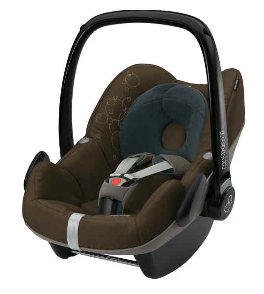 maxi cosi mura 4 2011 comfort set plus pebble brown earth. Black Bedroom Furniture Sets. Home Design Ideas