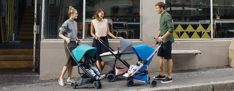 Quinny Strollers & buggies