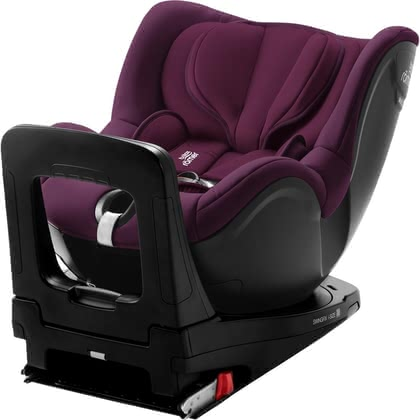 Britax Römer Child Car Seat Swingfix i-Size - The Britax Römer Swingfix i-Size features a 90° rotating seat which makes it particularly easy for you to put your little one in and lift him out of the ...