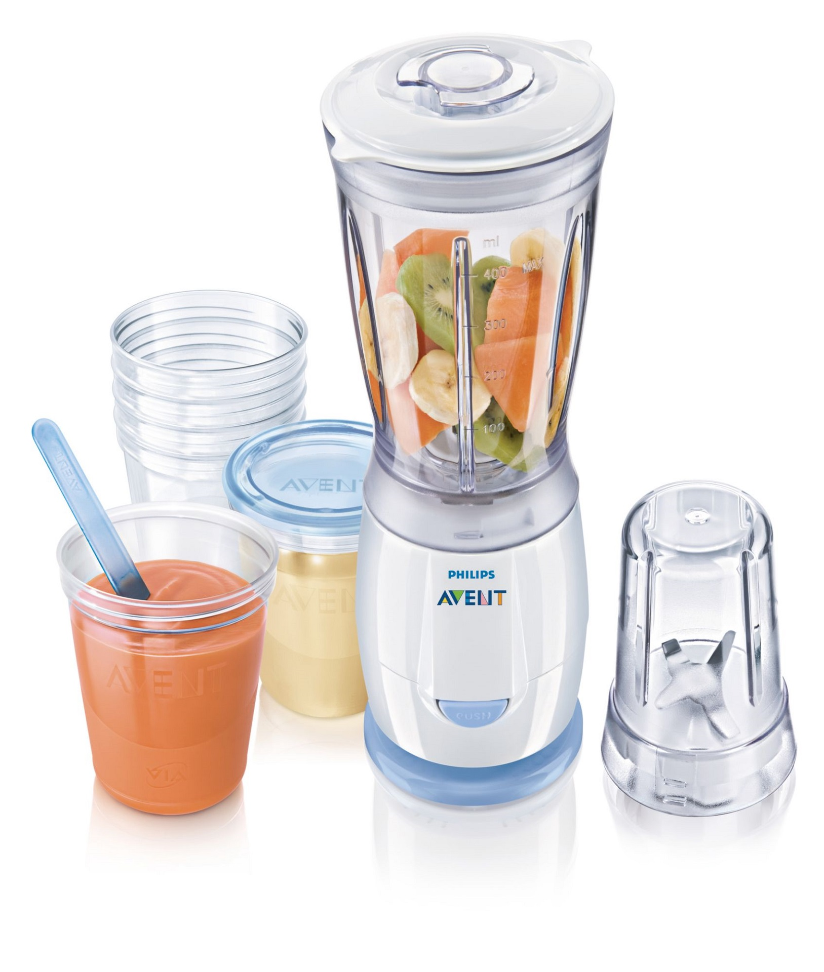 AVENT starter-set for solid food (mini blender) 2015 - large image 1 ...  sc 1 st  Baby products online store - worldwide shipping & AVENT starter-set for solid food (mini blender) 2015 - Buy at ...