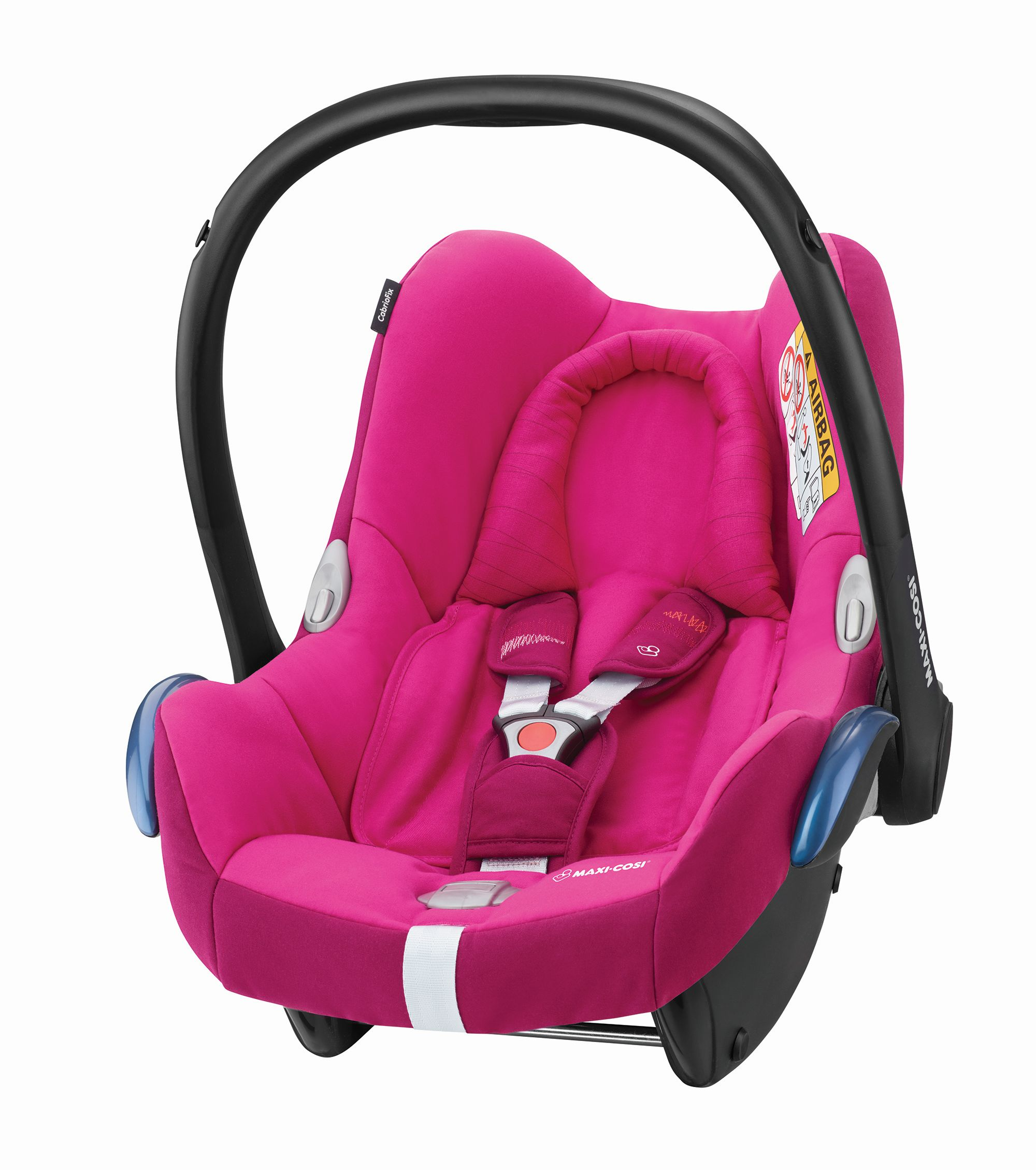 maxi cosi infant car seat cabriofix 2018 frequency pink buy at kidsroom car seats. Black Bedroom Furniture Sets. Home Design Ideas