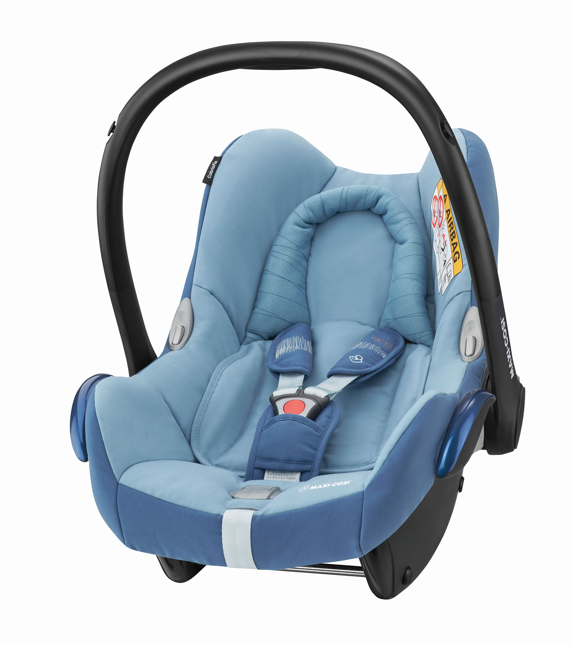 What Is Cabriofix Car Seat
