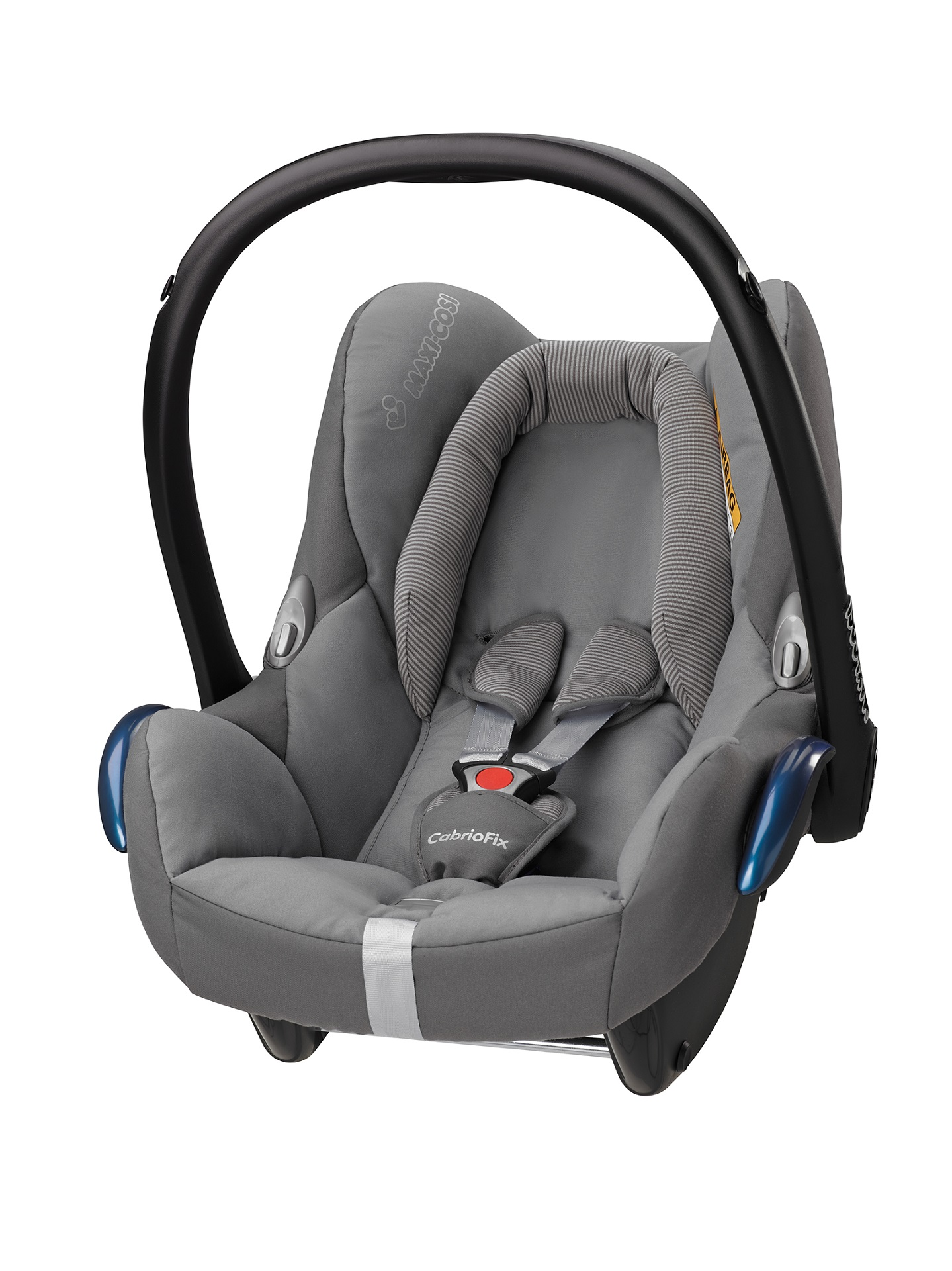 maxi cosi infant car seat cabriofix 2017 concrete grey. Black Bedroom Furniture Sets. Home Design Ideas