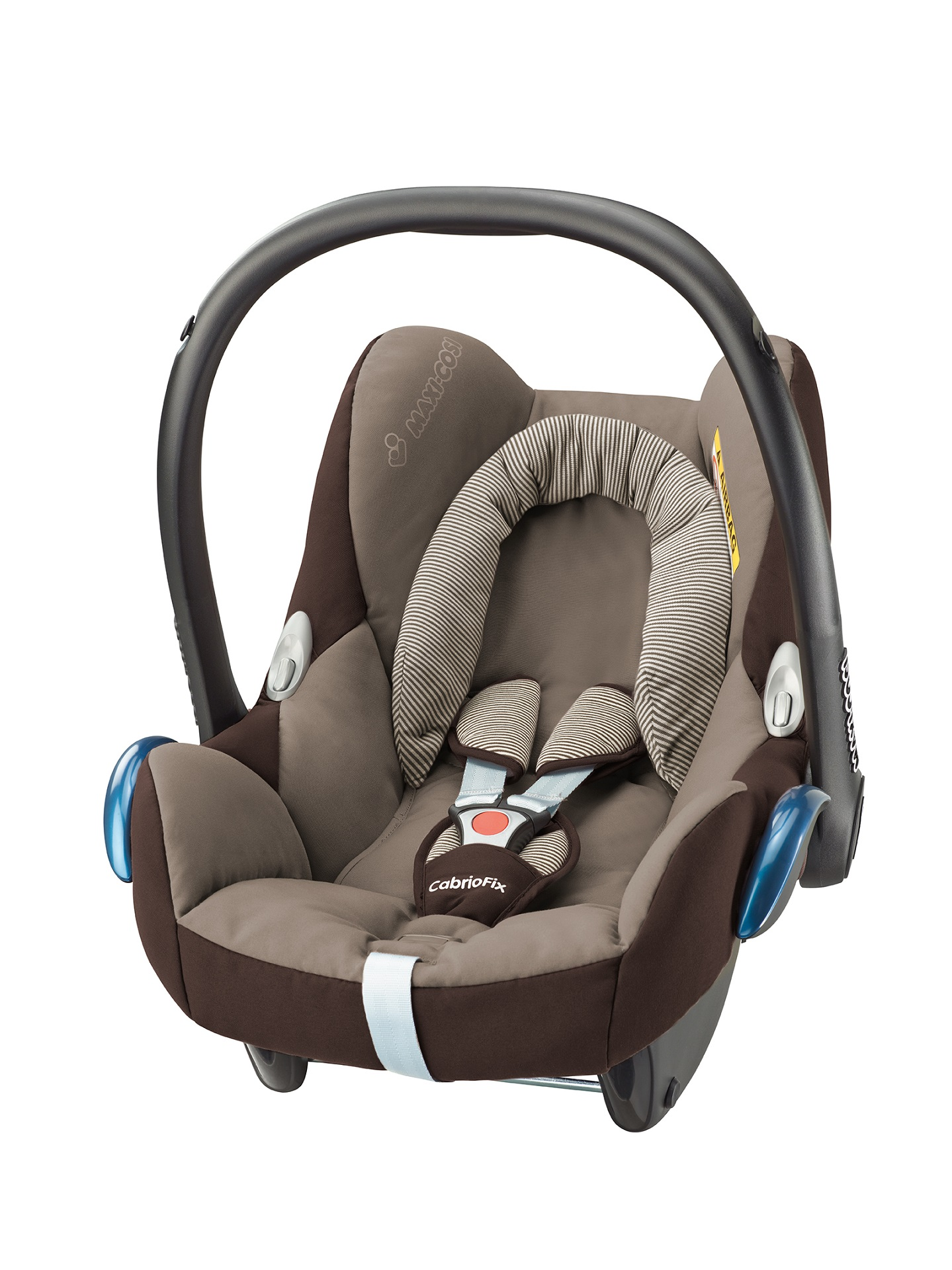 maxi cosi infant carrier cabriofix 2017 earth brown buy at kidsroom car seats. Black Bedroom Furniture Sets. Home Design Ideas
