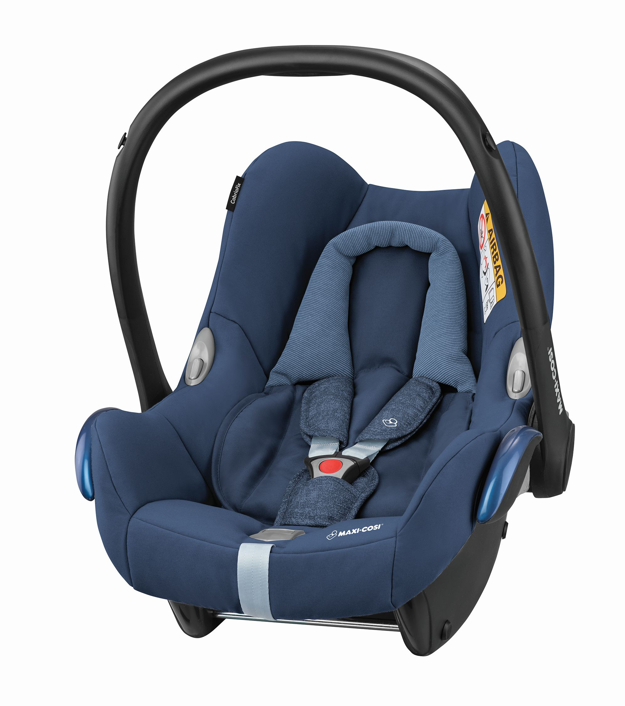 maxi cosi infant car seat cabriofix 2018 nomad blue buy at kidsroom car seats. Black Bedroom Furniture Sets. Home Design Ideas