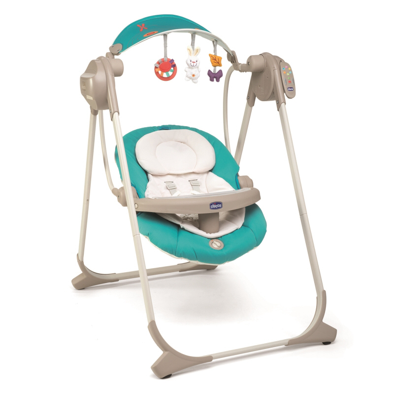 chicco polly baby swing instructions