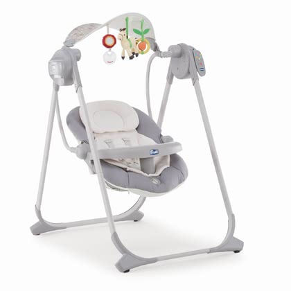 Chicco Baby Swing Polly Swing UP - * The Chicco Polly Sing Up is a baby swing the extra class