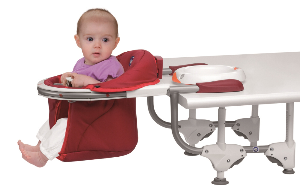 ... Chicco 360° Hook On Chair Stone 2018 - large image 3 ...  sc 1 st  Baby products online store - worldwide shipping : hook on table chair - Cheerinfomania.Com