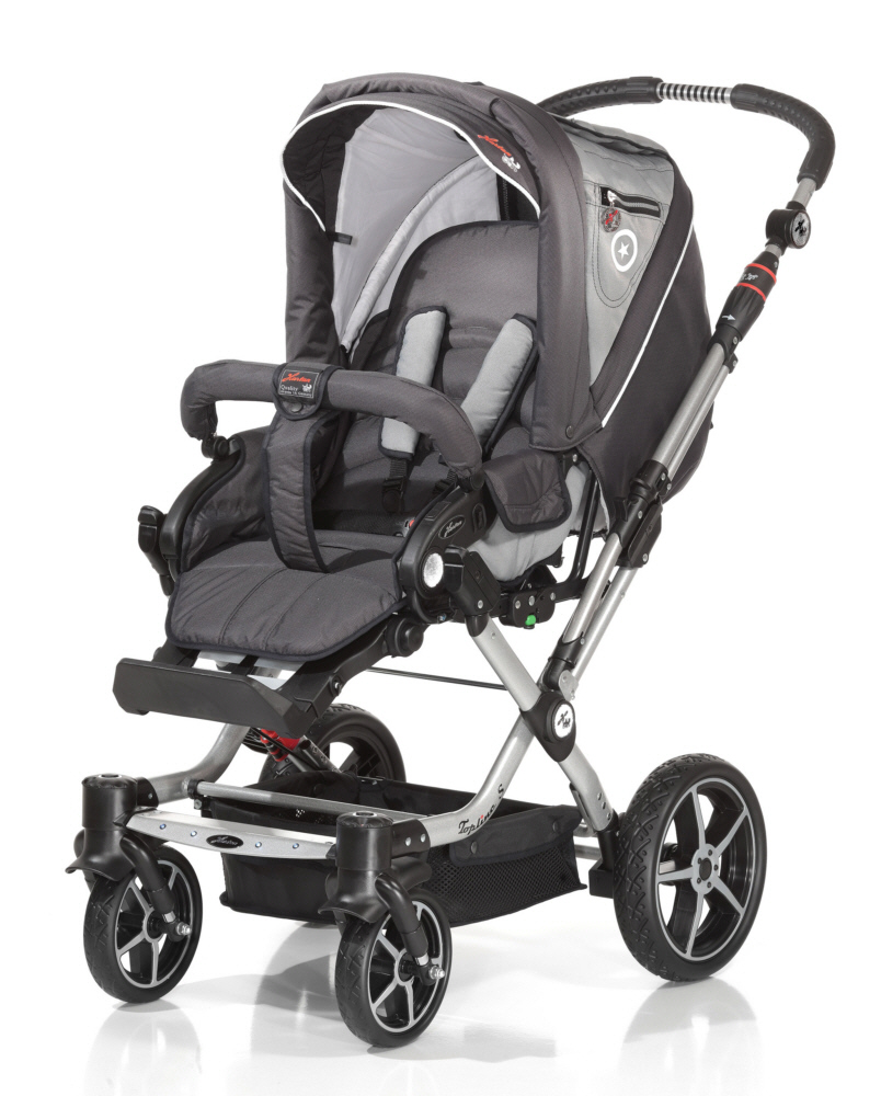 hartan stroller topline s with led 2012 2012 600 buy at. Black Bedroom Furniture Sets. Home Design Ideas