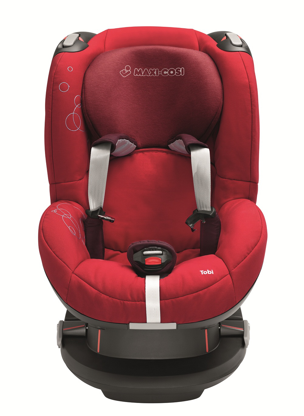 maxi cosi kindersitz tobi 2012 2012 total black buy at kidsroom. Black Bedroom Furniture Sets. Home Design Ideas