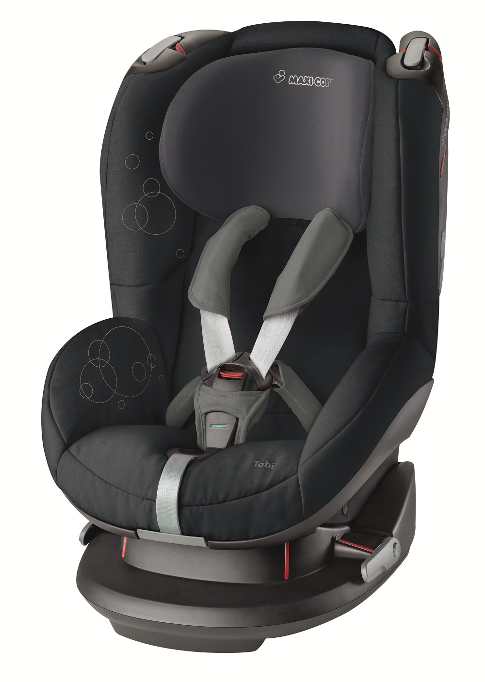 maxi cosi kindersitz tobi 2012 2012 total black buy at. Black Bedroom Furniture Sets. Home Design Ideas