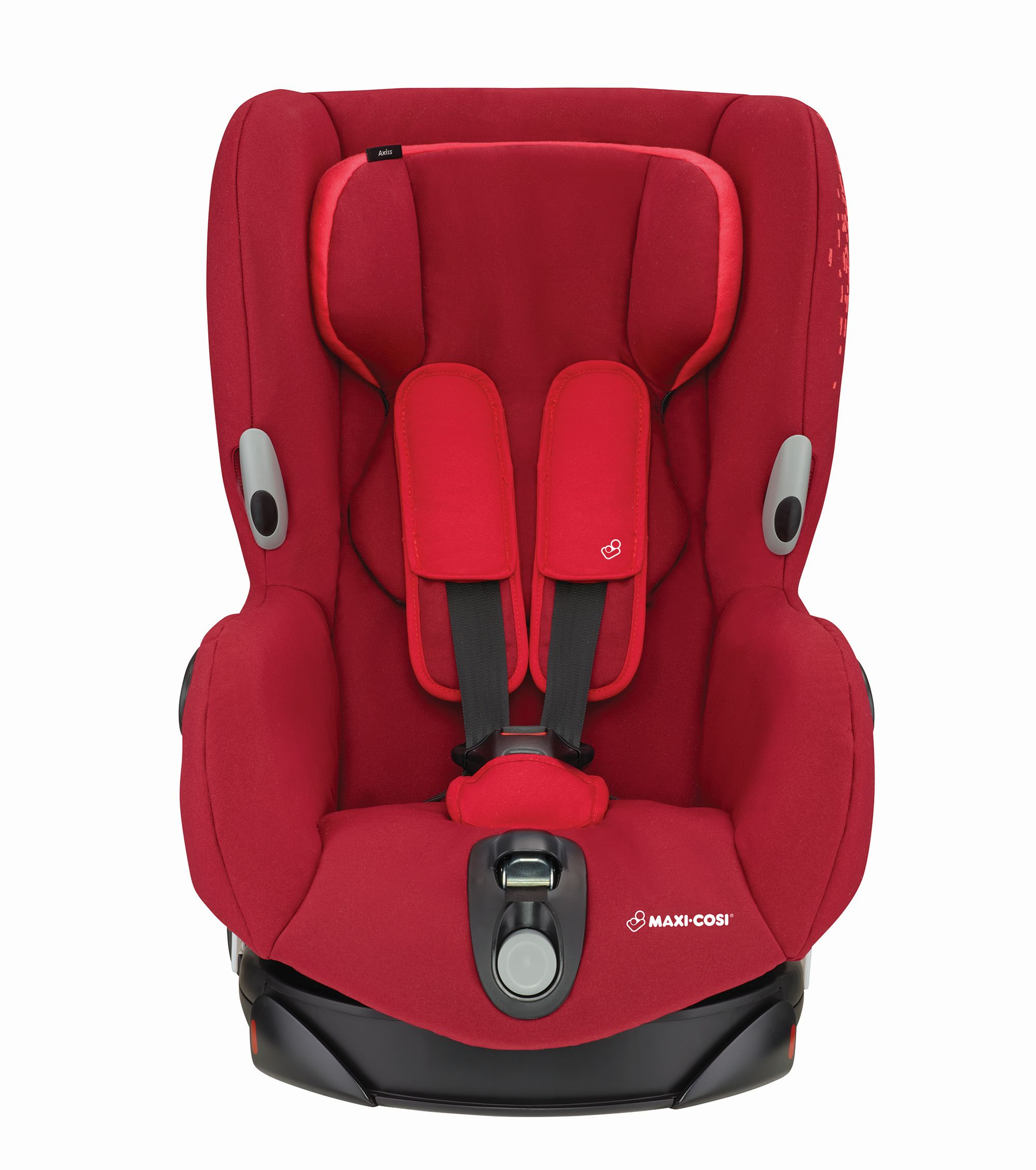 Maxi cosi child car seat axiss 2018 vivid red buy at for Maxi cosi housse