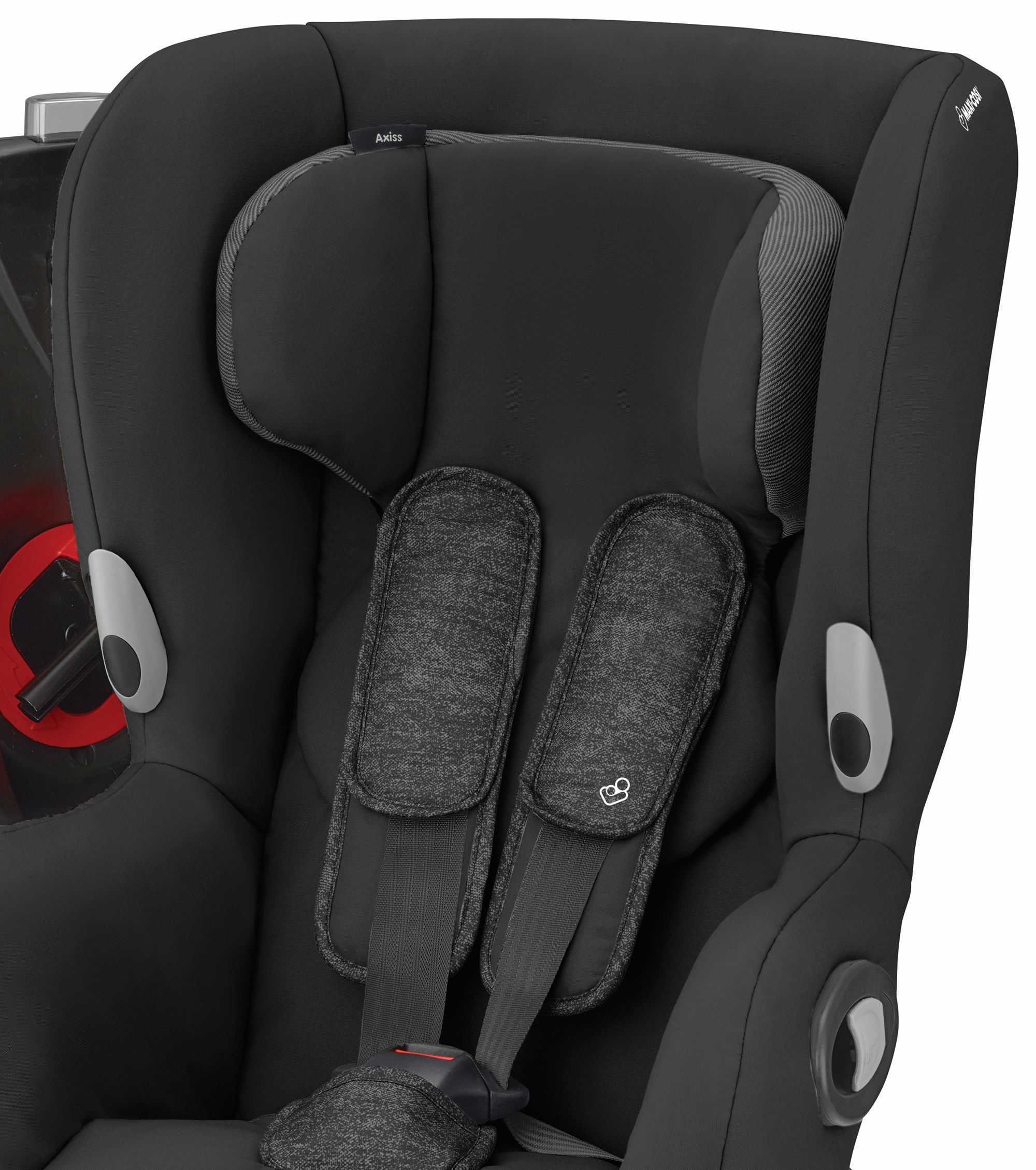 Maxi cosi child car seat axiss 2018 nomad black buy at for Maxi cosi housse