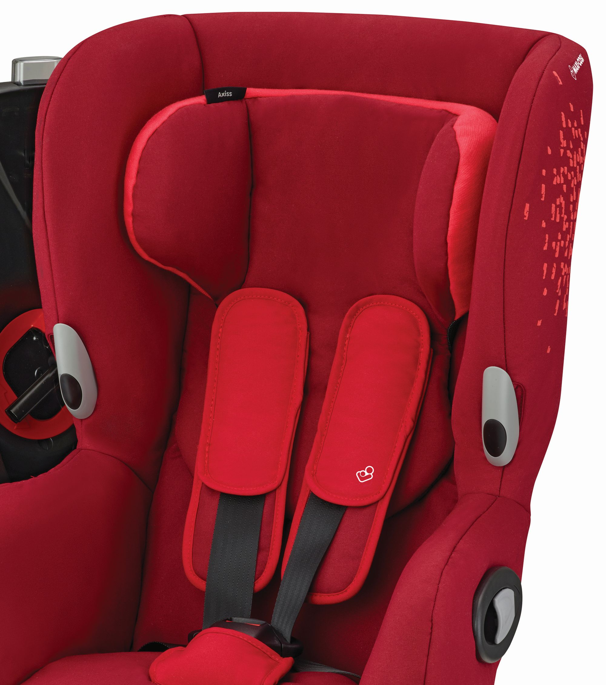 maxi cosi child car seat axiss 2018 vivid red buy at kidsroom car seats. Black Bedroom Furniture Sets. Home Design Ideas