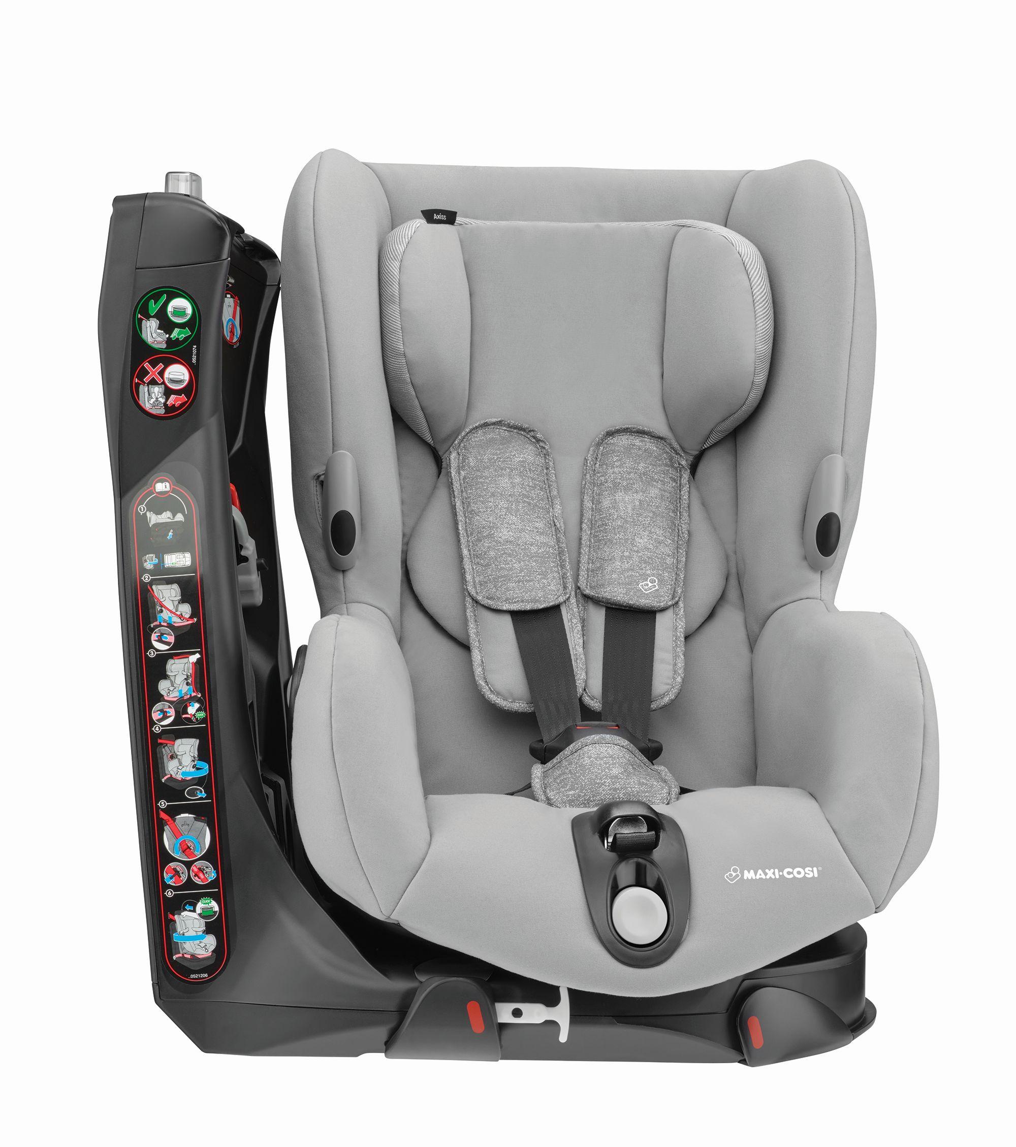 Maxi Cosi Child Car Seat Axiss Nomad Grey 2019