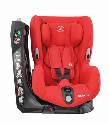 Maxi-Cosi Child Car Seat Axiss - * The child car seat Axiss by Maxi-Cosi is suitable for little passengers at the of 9 months up to approx. 4 years or a weight of 9.0 kg up to approx. 18.0 kg, respectively, and offers plenty of comfort and a high level of safety.