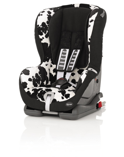 Rmer Car Seat Duo Plus Highline 2012 Cowmooflage