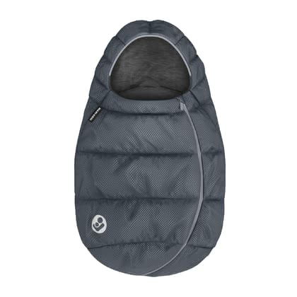 Maxi-Cosi Footmuff for Infant Car Seat Pebble - * The Maxi-Cosi footmuff is ideal for the baby seat Pebble and keeps your child cuddly warm