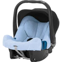 Britax Römer Summer Cover Baby-Safe Plus & SHR II - * The soft Britax Römer summer cover reduces sweating and offers comfortable sitting. Suitable for Britax Römer infant car seats Baby-Safe Plus/ SHR/ Plus II/ SHR II