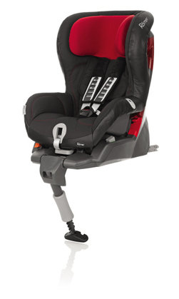 Römer car seat Safefix Plus Trendline 2012 Kim - large image