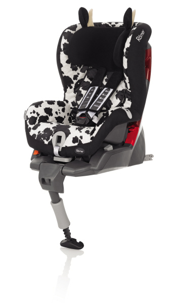 Rmer Car Seat Safefix Plus Highline 2012 Cowmooflage