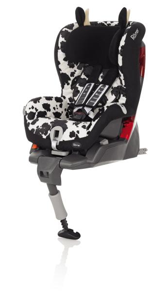 Römer car seat Safefix Plus Highline 2012 2012 Cowmooflage - Buy at kidsroom