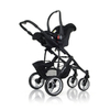 ABC Design Mamba incl. sport seat and hard carrycot 2012 anthracite-black - large image 3