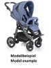 Teutonia stroller Cosmo Noir 2012 4460 - large image 2