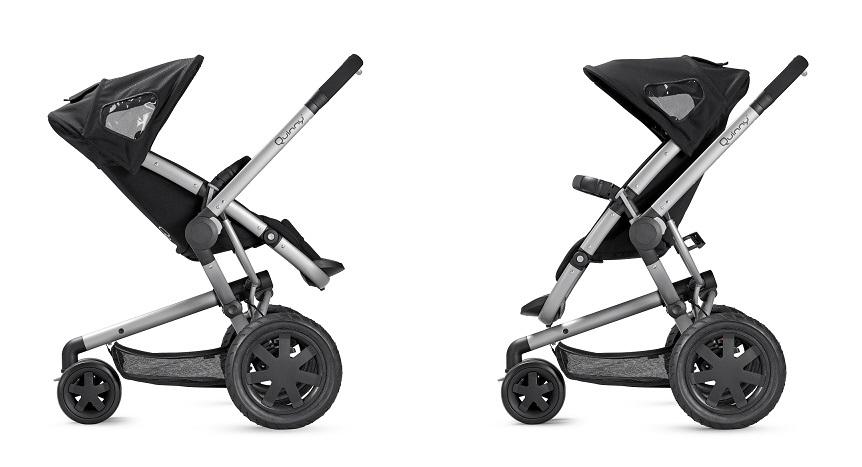 Quinny BUZZ 3 stroller 2014 Rocking Black - Buy at ...