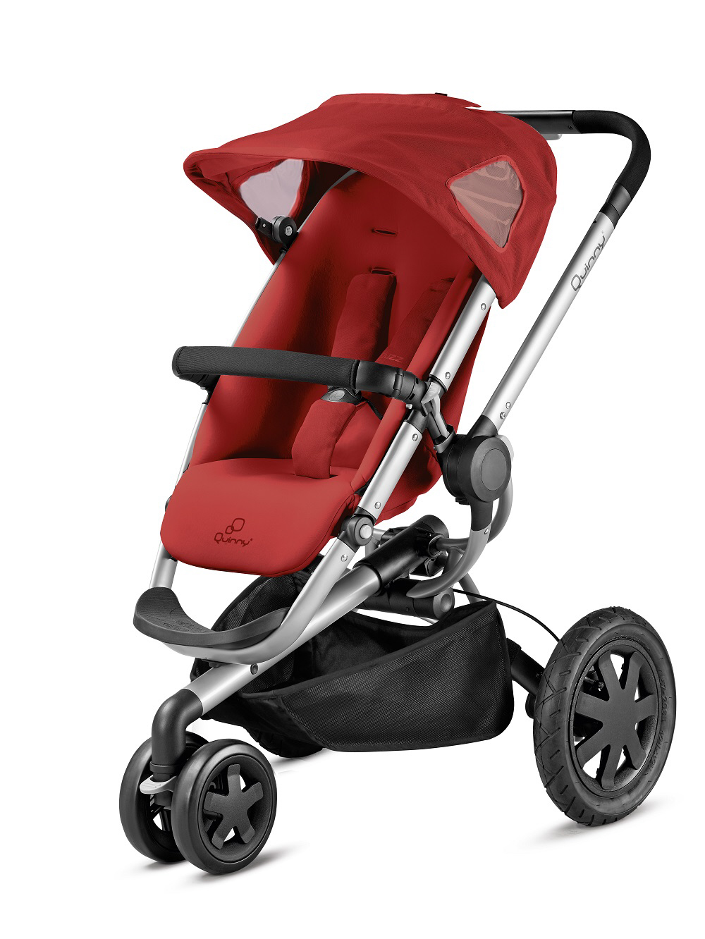Quinny BUZZ 3 stroller 2014 Red Rumour - Buy at kidsroom ...