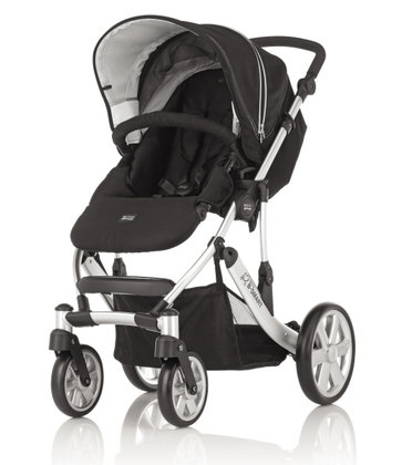Britax B-SMART 4-rädrig 2012 Neon Black - large image
