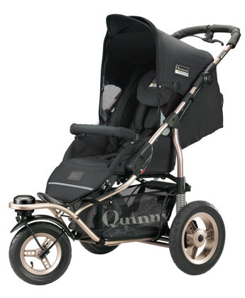 Quinny Freestyle 3XL Comfort Black 2013 - large image