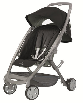 Quinny buggy Senzz Black rickey 2012 - large image