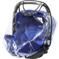 Britax Römer Rain Cover for Baby-Safe Family - * The Britax Römer rain cover for all Baby-Safe infant car seats protects your baby from the wind and rain