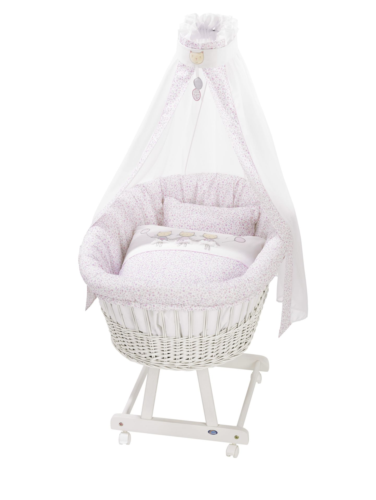 alvi complete set bassinet birthe with xl lying surface 2019 cats wei buy at kidsroom