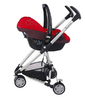 Quinny Buggy Zapp Xtra 2012 Graphic Purple - large image 2