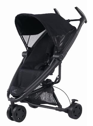 Quinny buggy Zapp Xtra – Black Line 2012 - large image