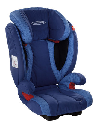 STM Storchenmühle Ipai Seatfix car seat 2012 navy - large image