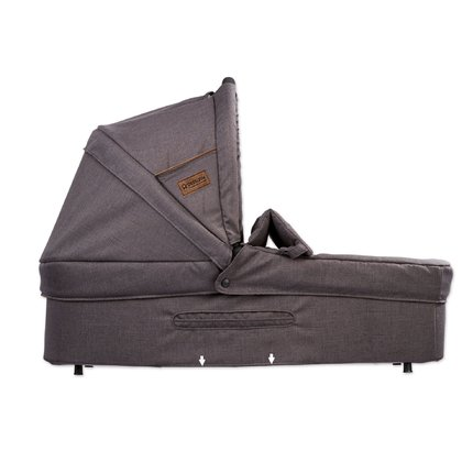 Gesslein Carrycot C3 - * The Gesslein carry cot C3 is quickly and easily clicked to the pushchair frame* Suitable for the Gesslein modell F2 and F4