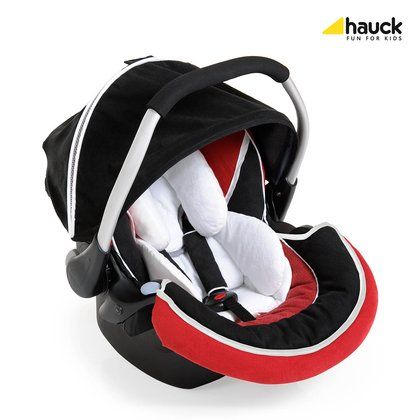 Hauck Infant carrier Zero Plus Select Red_ Black 2016 - large image